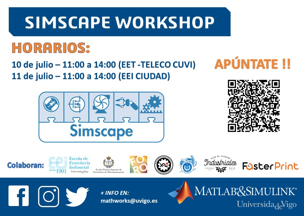 Simscape Workshop